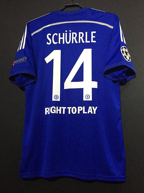 【2014/15】 / Chelsea / Home / No.14 SCHURRLE