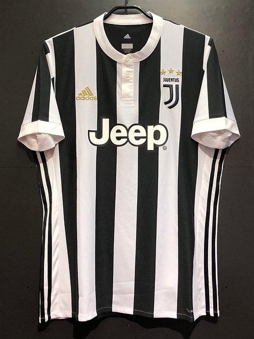 【2017/18】 / Juventus / Home