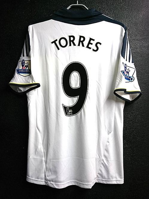 【2011/12】 / Chelsea / 3rd / No.9 TORRES