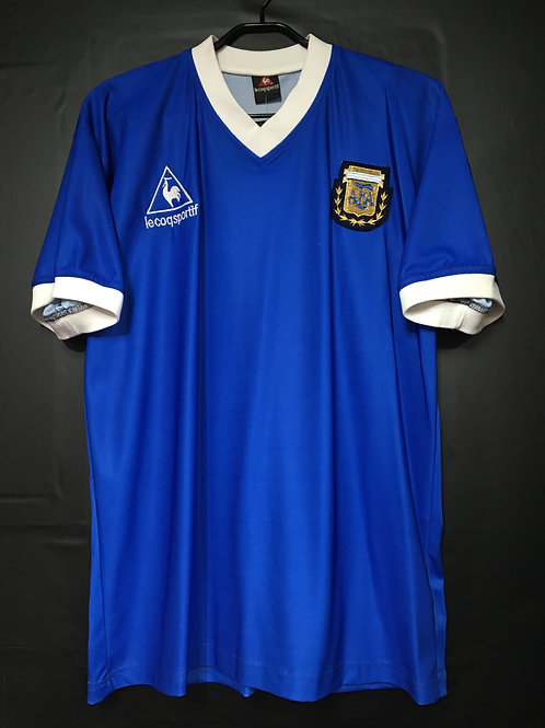 【1986】 / Argentina / Away / No.10 / Reproduction
