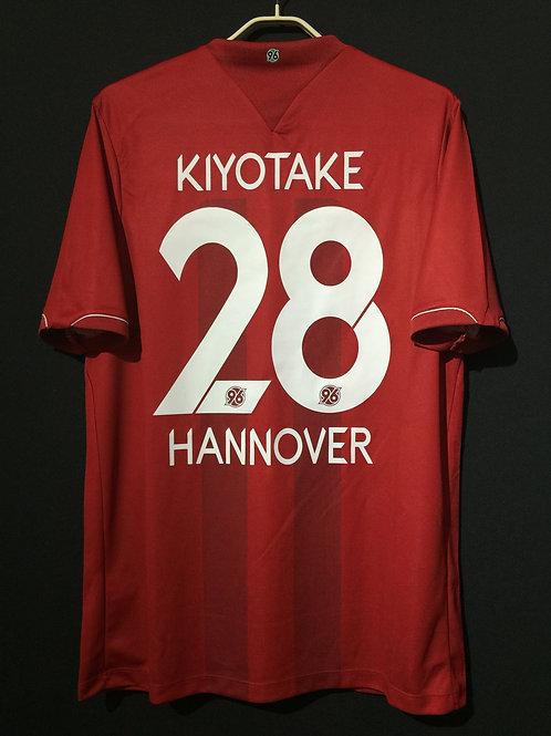 【2014/15】 / Hannover 96 / Home / No.28 KIYOTAKE