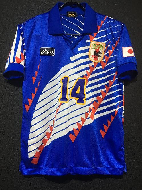 【1996】 / U-23 Japan / Home / No.14 NAKATA