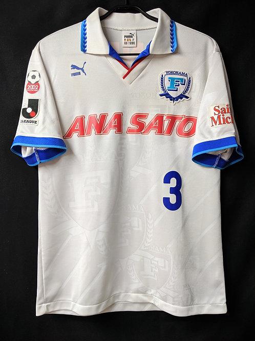 【1996】 / Yokohama Flügels / Cup(Home) / No.3