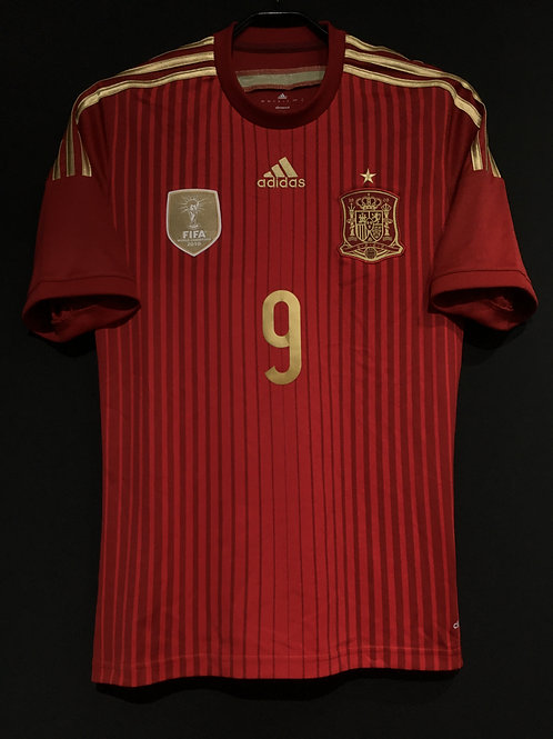 【2014】 / Spain / Home / No.9 TORRES