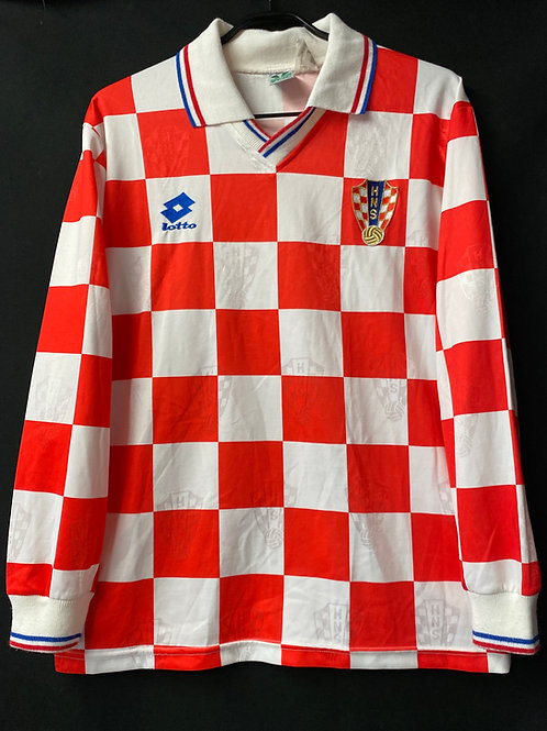 【1994/95】 / Croatia / Home