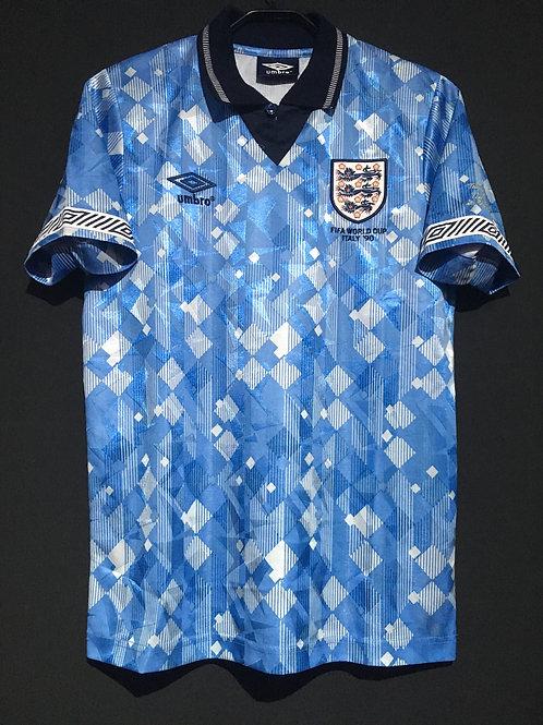 【1990】 / England / 3rd / No.10 / FIFA World Cup