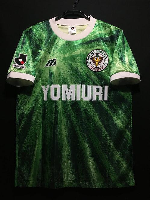【1993/94】 / Verdy Kawasaki / Home / No.3