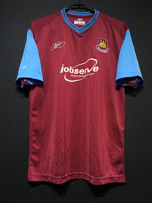 【2003/05】 / West Ham United F.C. / Home