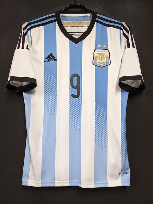 【2014】 / Argentina / Home / No.9 HIGUAIN
