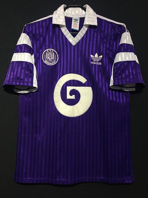 【1990/92】 / R.S.C. Anderlecht / Away / No.14
