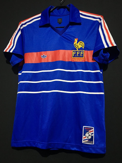 【1984】 / France / Home / UEFA European Champion / Reproduction