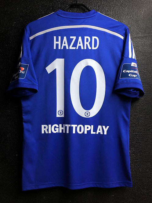 【2014/15】 / Chelsea / Home / No.10 HAZARD / Capital One Cup