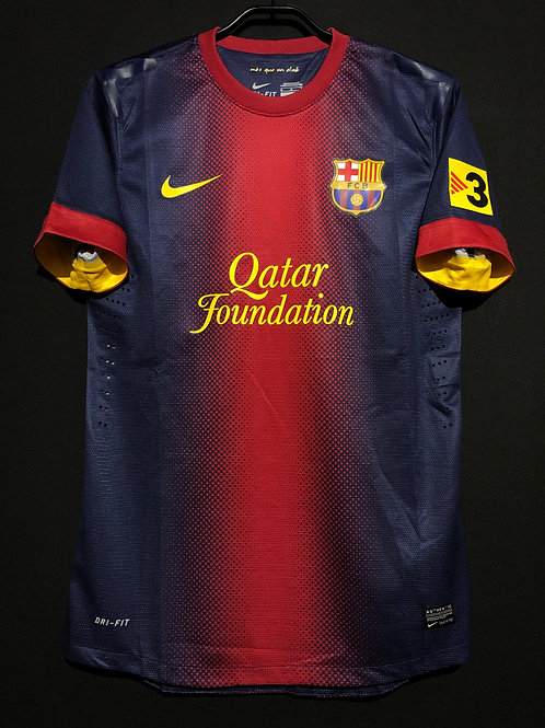 【2012/13】 / FC Barcelona / Home / Authentic