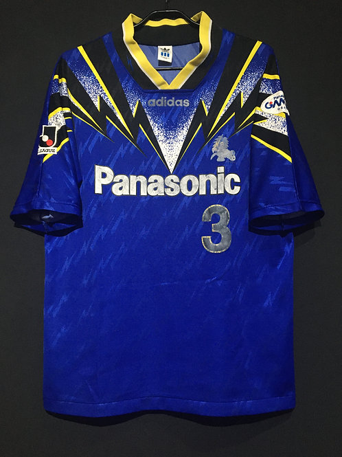 【1994/95】 / Gamba Osaka / Cup(Home) / No.3