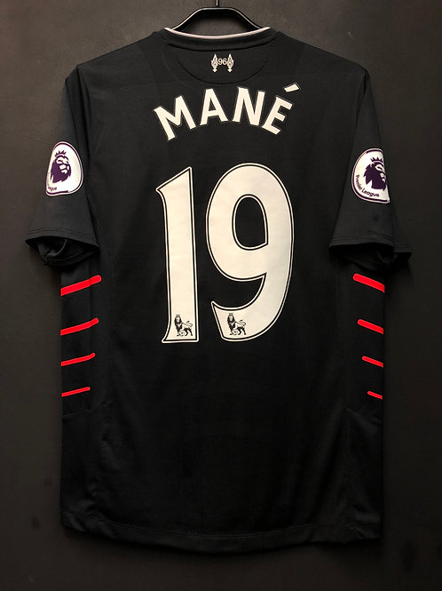 【2016/17】 / Liverpool / Away / No.19 MANE