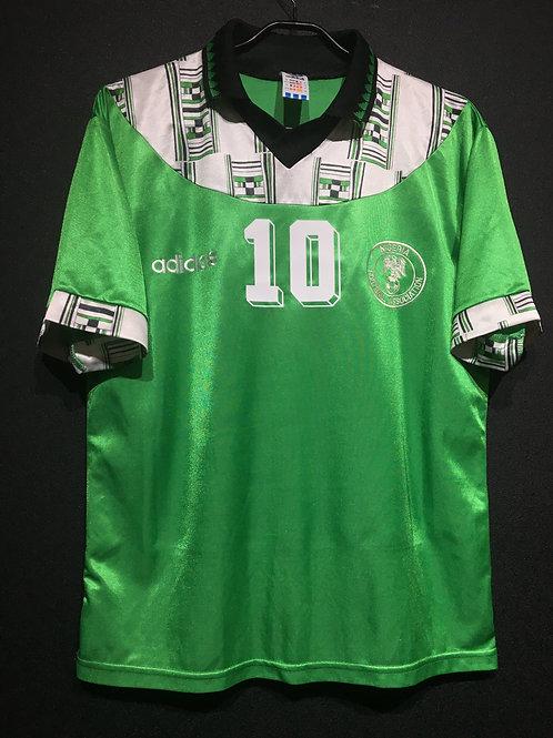 【1994/95】 / Nigeria / Home / No.10 OKOCHA