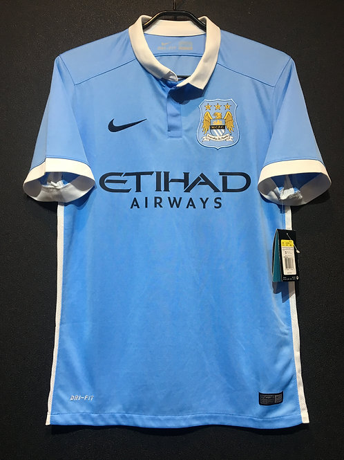 【2015/16】/ Manchester City / Home