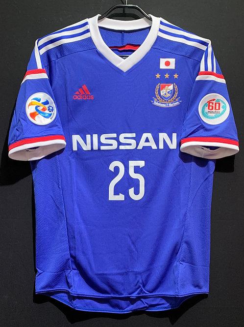 【2014】 / Yokohama F. Marinos / Cup(Home) / No.25 FUJIMOTO / ACL