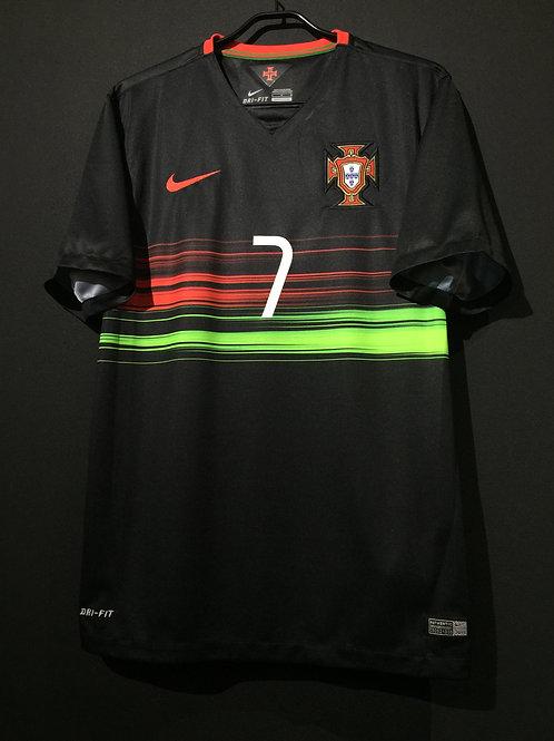 【2015】 / Portugal / Away / No.7 RONALDO