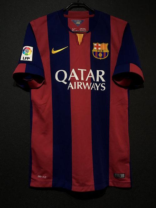 【2014/15】 / FC Barcelona / Home