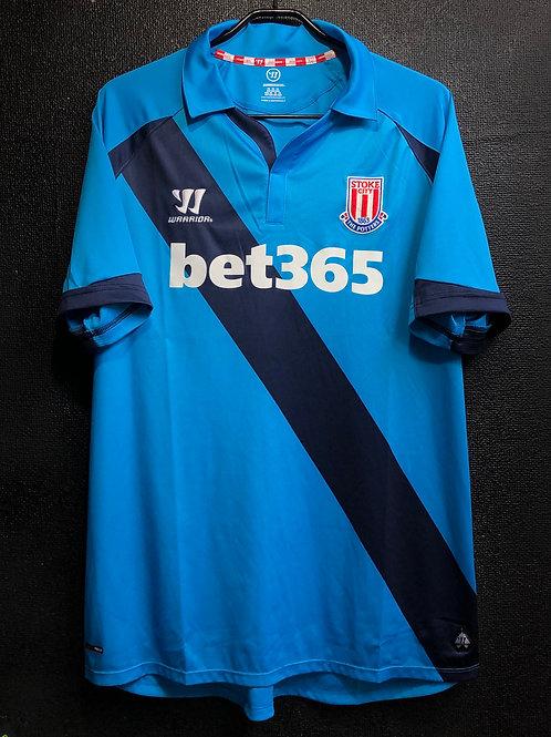 【2014/15】 / Stoke City F.C. / Away