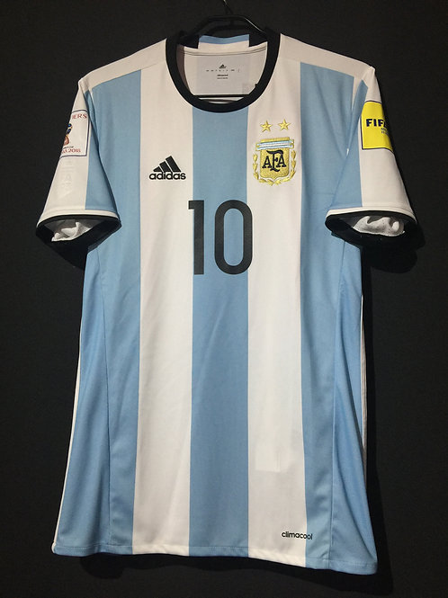 【2016/17】 / Argentina / Home / No.10 MESSI / FIFA World Cup 2018 Qualifiers