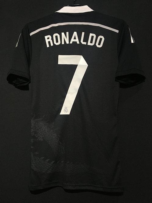 【2014】 / Real Madrid C.F. / 3rd / No.7 RONALDO / Authentic