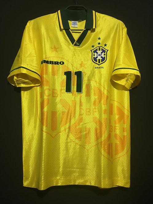 【1994】 / Brazil / Home / No.11 ROMARIO / 4 stars