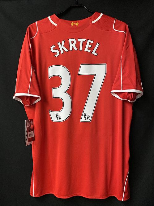【2014/15】 / Liverpool F.C. / Home / No.37 SKRTEL