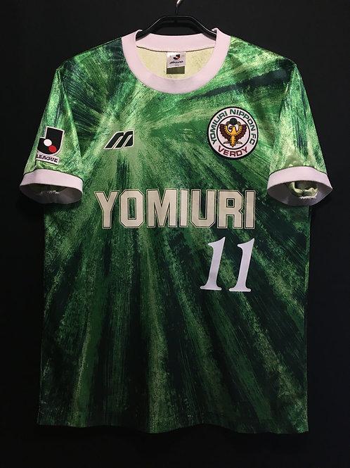 【1993/94】 / Verdy Kawasaki / Home / No.11