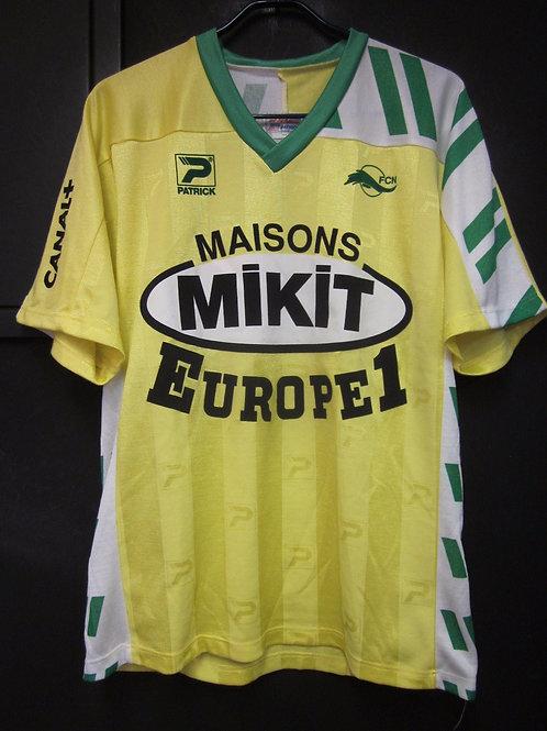 【1990/91】 / FC Nantes / Home