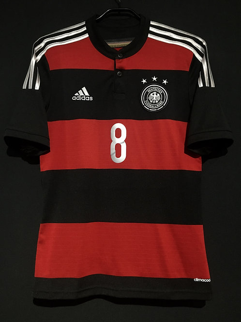 【2014】 / Germany / Away / No.8 OZIL