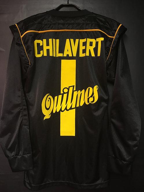 【1996】 / Club Atlético Vélez Sarsfield / GK / No.1 CHILAVERT