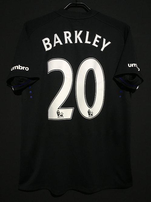 【2014/15】 / Everton / Away / No.20 BARKLEY