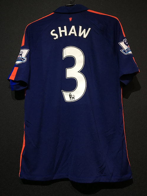 【2014/15】 / Manchester United / 3rd / No.3 SHAW