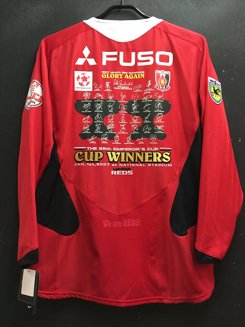 【2006】 / Urawa Red Diamonds / Home / Emperor's Cup Winners