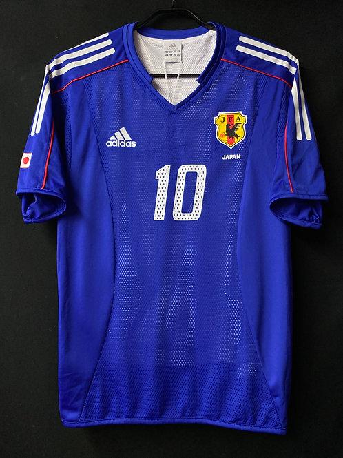 【2002/03】 / Japan Women's / Home / No.10 SAWA / Authentic