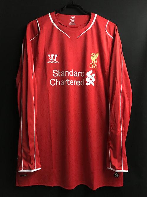 【2014/15】 / Liverpool F.C. / Home