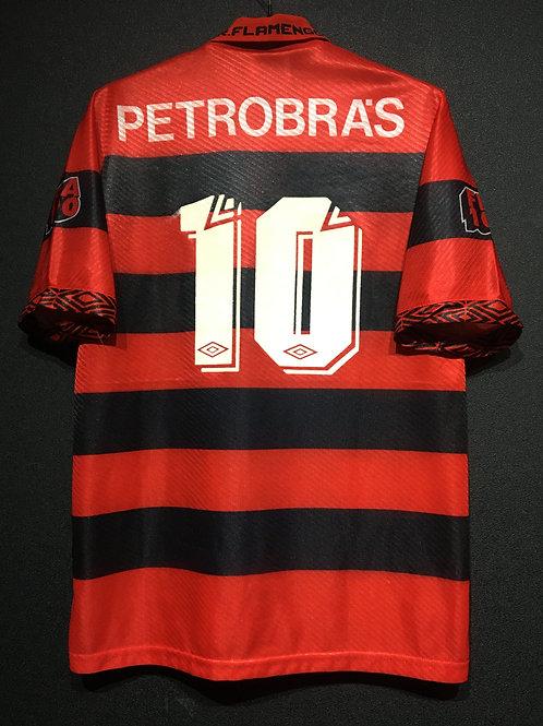 【1995】 / Clube de Regatas do Flamengo / Home / No.10