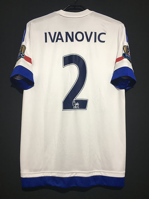 【2015/16】 / Chelsea / Away / No.2 IVANOVIC
