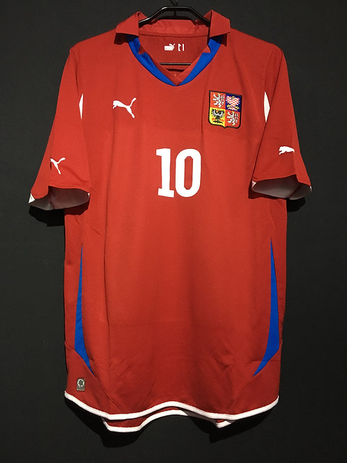 【2010/11】 / Czech Republic / Home / No.10 ROSICKY