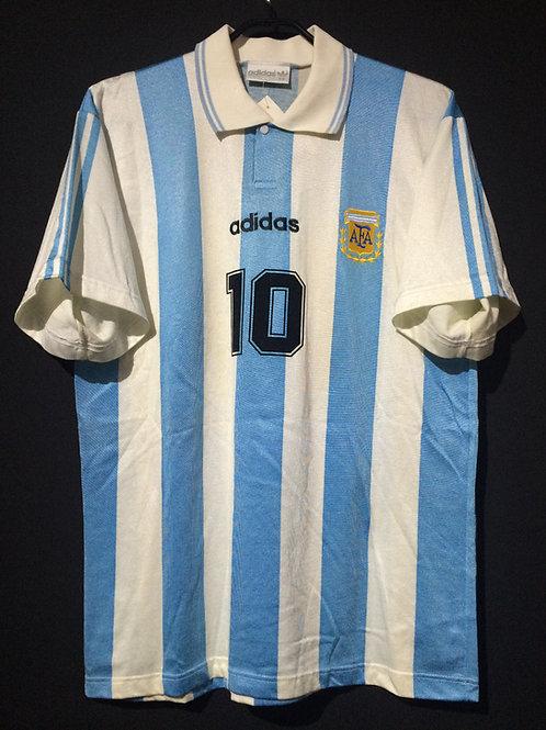 【1994】 / Argentina / Home / No.10 MARADONA / Made in Argentina