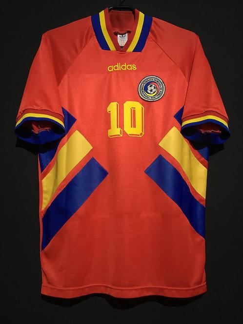 【1994/95】 / ROMANIA / Away / No.10 HAGI