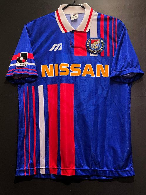【1995/96】 / Yokohama Marinos / Home
