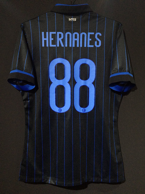 【2014/15】 / Inter Milan / Home / No.88 HERNANES / Authentic