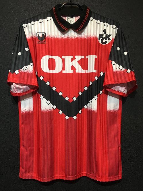 【1993/94】 / 1. FC Kaiserslautern / Home