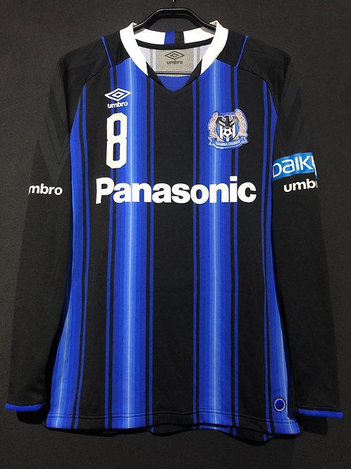 【2015】 / Gamba Osaka U-23 / Home / No.8 / Player Issue