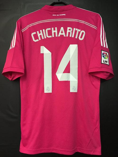 【2014】 / Real Madrid C.F. / Away / No.14 CHICHARITO