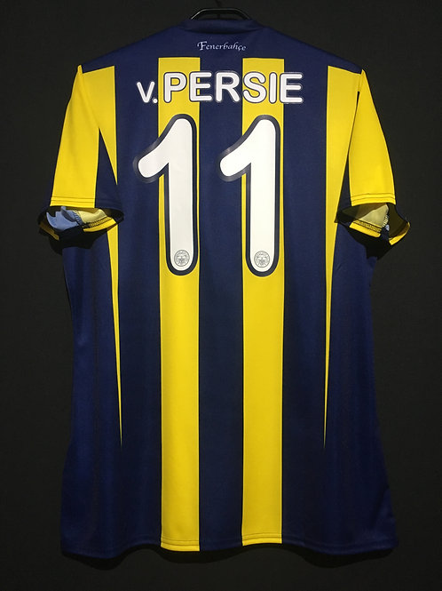 【2015/16】 / Fenerbahçe S.K. / Home / No.11 V. PERSIE