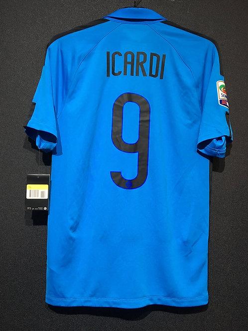 【2014/15】 / Inter Milan / 3rd/ No.9 ICARDI